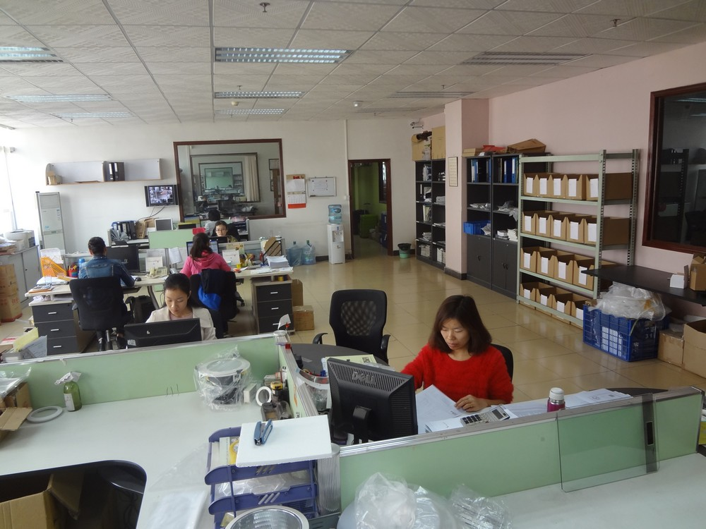 Sales & Shipping Department