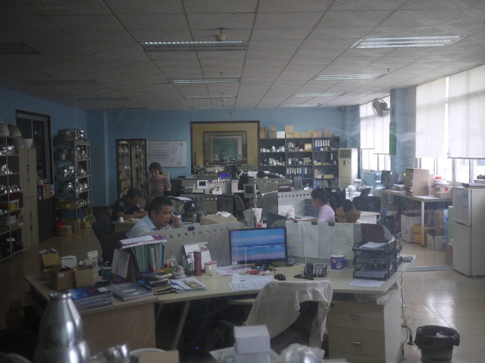 Production and Admin Dept.